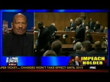 Rev William Owen: Obama and Holder Went Against The Will Of The People