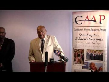 CAAP Press Conference: U.S. Supreme Court Ruling on DOMA