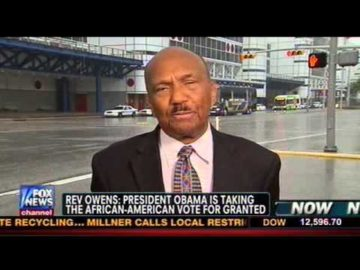 Rev. Bill Owens of Coalition of African-American Pastors on FOX News America Live w/Megyn Kelly